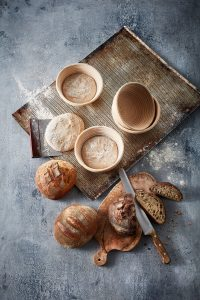 Bagekursus, økologisk brød