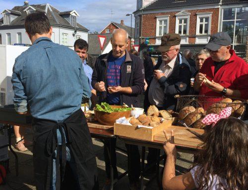 Øko-fejring og Jazzfood vandt en pris