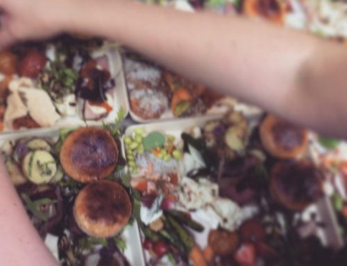 Pop-up i Hinnerup med gourmet takeaway