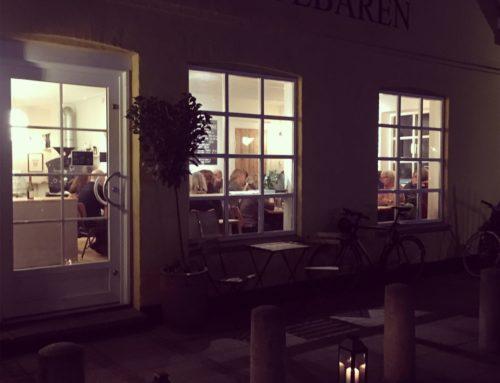 Gourmet i Marts – gå på restaurant i Kaffebaren